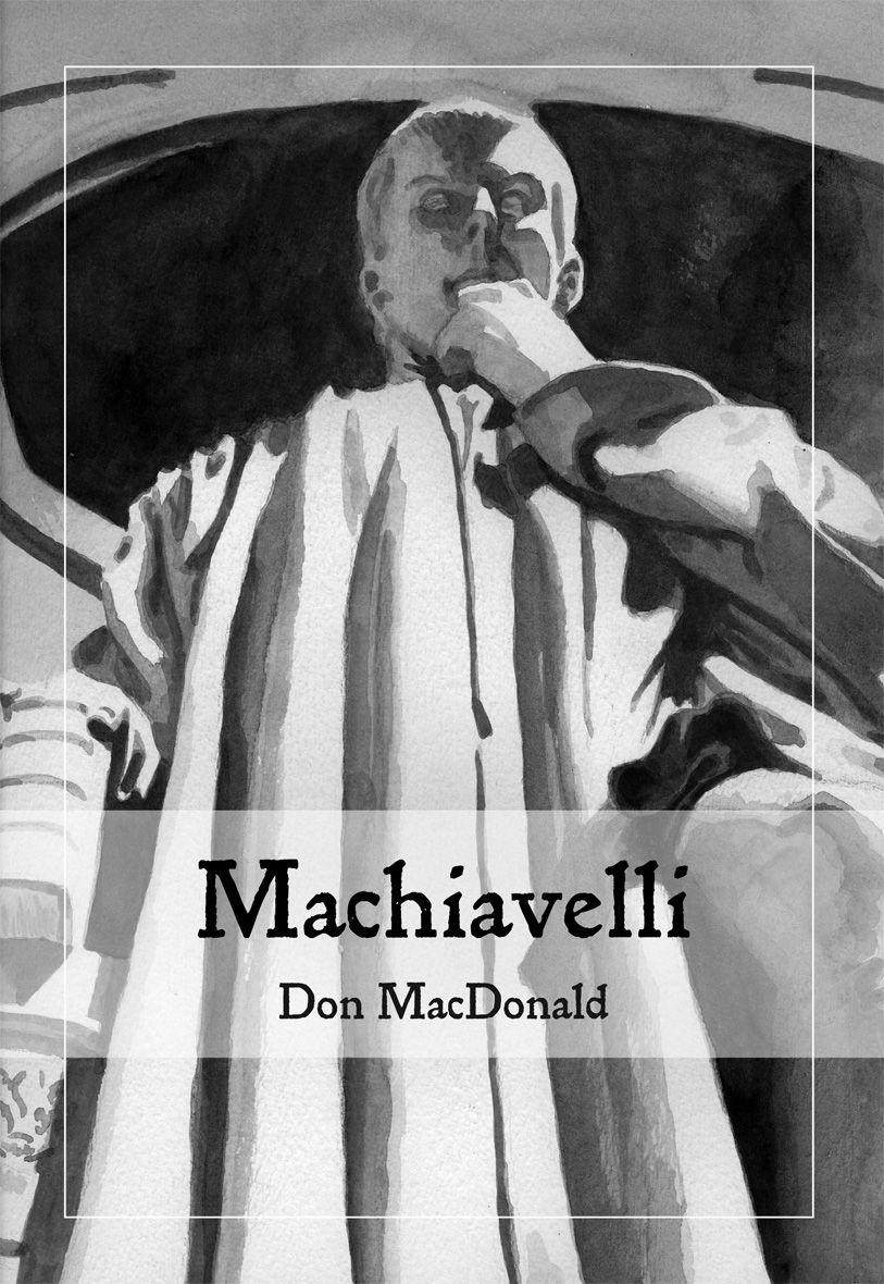 Machiavelli Cover